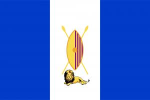 Flag of the Kingdom of Buganda